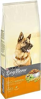 comprar comparacion Purina Dog Menu Pienso para Perro Adulto Aves y Verduras 15 Kg