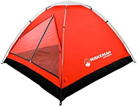 2-Person Tent, Water Resistant Dome Tent for Camping with...
