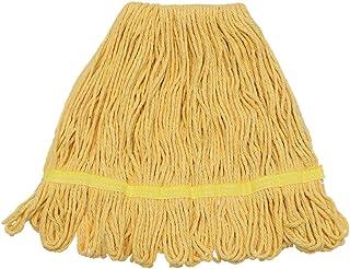 ULTECHNOVO Cotton Mop Cloth - Universal Headband Wet Mop Head Professional Water Absorption Mop Head Cleaning Accessories ...