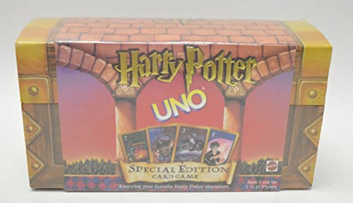 Harry Potter Uno Special Edition Game