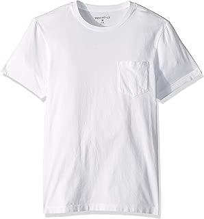 J.Crew Mercantile Men's Short-Sleeve Crew-Neck Pocket T-Shirt