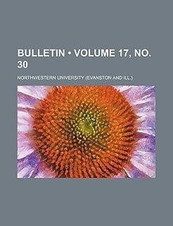 Bulletin (Volume 17, No. 30)