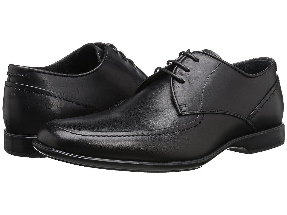 Aquatalia Xenon (Black Leather) Men
