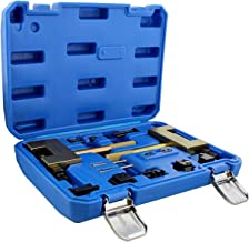 ABN Engine Timing Chain Tool Kit Timing Set with Engine Timing Tool, Chain Riveting Tool Kit, Compatible with Mercedes