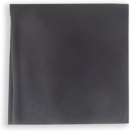17in x 17in Dark Green NEW Men/'s 100/% Silk Pocket Square