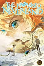"Composition Notebook: The Promised Neverland Vol.12 Anime Journal/Notebook, College Ruled 6"" x 9"" inches, 120 Pages"