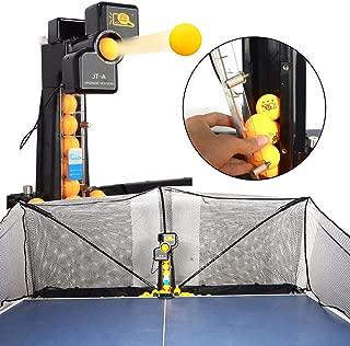 PROMOTOR Table Tennis Robot Ping Pong Training Machine