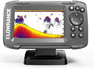 Lowrance 000 – 14013 – 001 hook2, Pescado Finder, 10,92 cm (4,3 Pulgadas), Color Negro