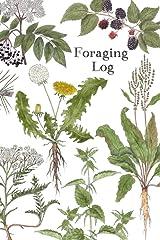 Foraging Log: A Foraging Log for Kids Paperback