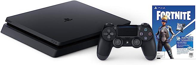 کنسول بازی PlayStation 4 Slim با هارد دیسک 1 ترابایتی - باندل بازی Fortnite