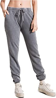 Women's Faded Wash Jogger
