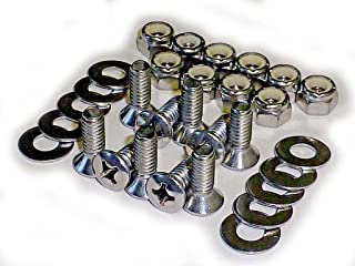 Leg Attaching Bolt Set for ShopSmith Mark 5 Woodworking Machines • Stainless Steel