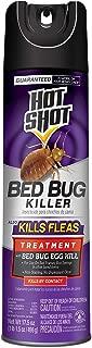 Hot Shot Bed Bug Killer, Aerosol, 17.5-Ounce