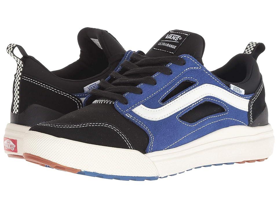 Vans Ultrarangetm 3D ((Check) Black/Blue) Skate Shoes