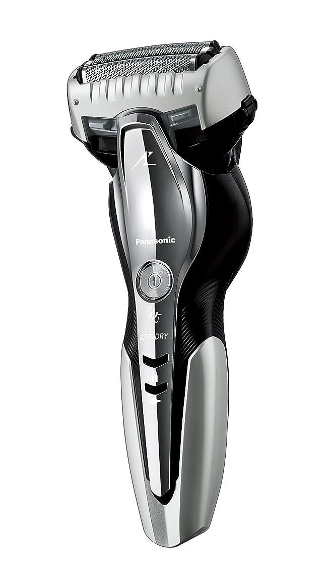 追加スタウトコートパナソニック ラムダッシュ メンズシェーバー 3枚刃 お風呂剃り可 シルバー調 ES-ST6N-S