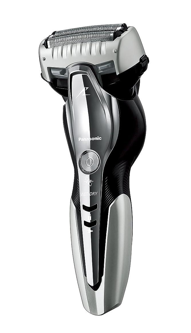 コスチューム助言広げるパナソニック ラムダッシュ メンズシェーバー 3枚刃 お風呂剃り可 シルバー調 ES-ST6N-S