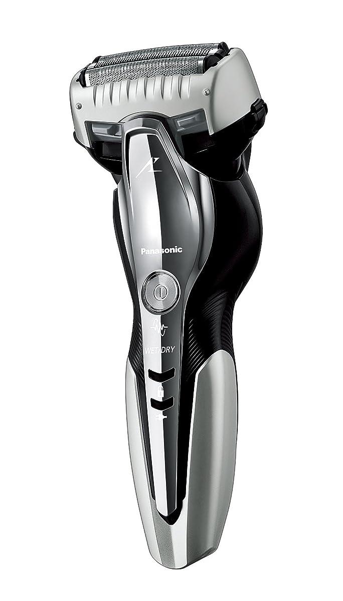 アプト現金細胞パナソニック ラムダッシュ メンズシェーバー 3枚刃 お風呂剃り可 シルバー調 ES-ST6N-S