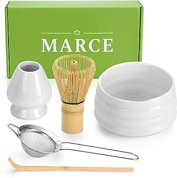 Marce Japanese Matcha Tea Set