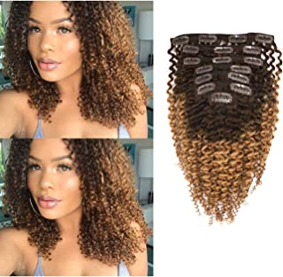 Best kinky blonde hair extensions Reviews