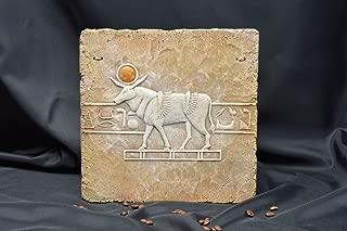 Beautiful Handmade Ceramic Wall Panel bas Relief Sculpture Gift Ideas