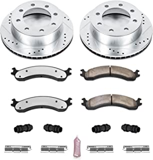Power Stop K2156-36 Z36 Truck & Tow Front Brake Kit