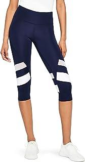 AURIQUE - Capri Stripe, Leggings Sportivi Donna