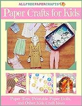 free printable paper toys