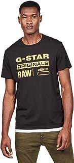 G-STAR RAW Graphic 8 Camiseta para Hombre