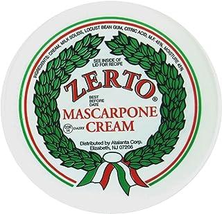 Mascarpone, Zerto 17.6 Oz. Or 500 Gr