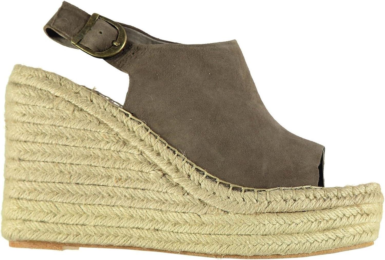 Jeffrey Campbell JN017 Wedge Heel shoes Womens Sue Grey Fashion Footwear