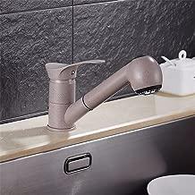 Artistique GRANILLO /évier en b/éton et Pierre de Lave du V/ésuve mesures: 80/x 40/H20/cm. lavabo Fontaine