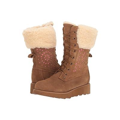 Bearpaw Kids Kylie (Little Kid/Big Kid) (Hickory) Girls Shoes
