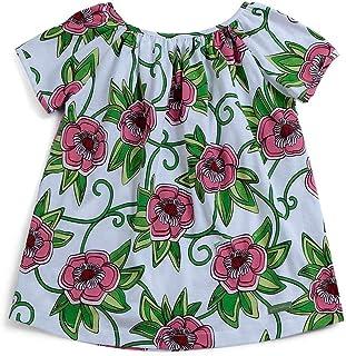 Vestido Florescer Rosa - Toddler