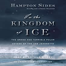 in the kingdom of ice audiobook