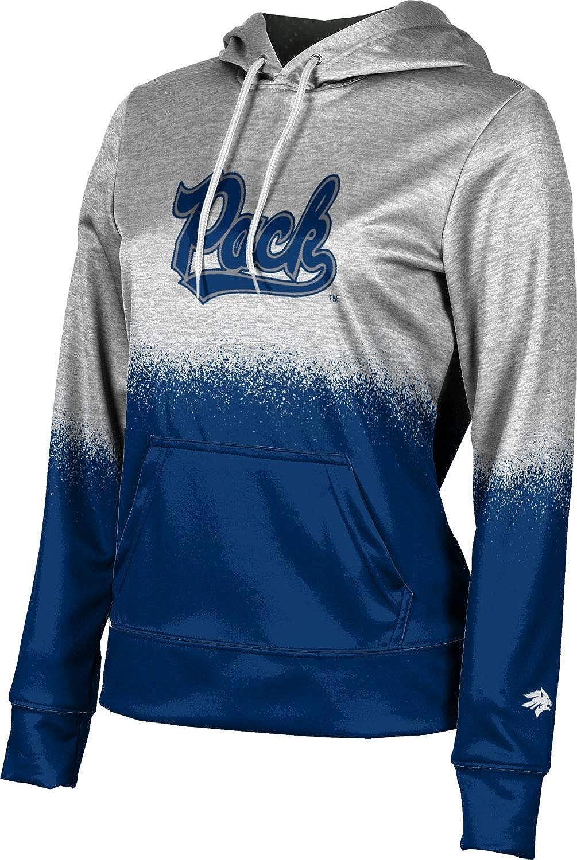 ProSphere University of Nevada Girls' Pullover Hoodie, School Spirit Sweatshirt (Spray Over)
