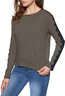 Superdry Lace Trim Womens Long Sleeve T-Shirt
