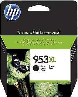 HP 953xl High Yield Ink Cartridge, Black - L0S70AE