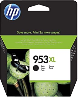 HP 953xl High Yield Ink Cartridge, Black - L0S70AE