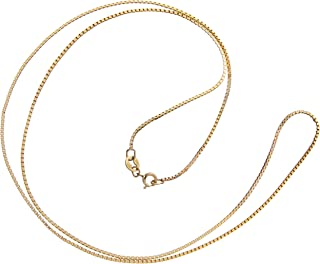 Brilliant Bijou 14k White Gold 1.8mm Solid D//C Spiga Chain Necklace 7 inches