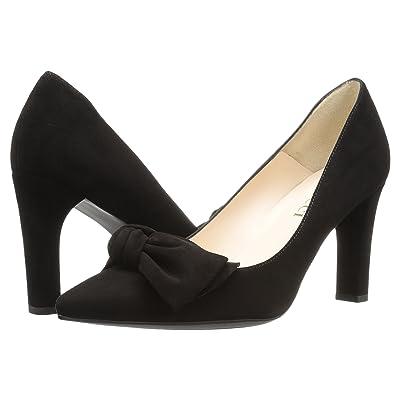 Sesto Meucci 28375 (Black Suede) High Heels