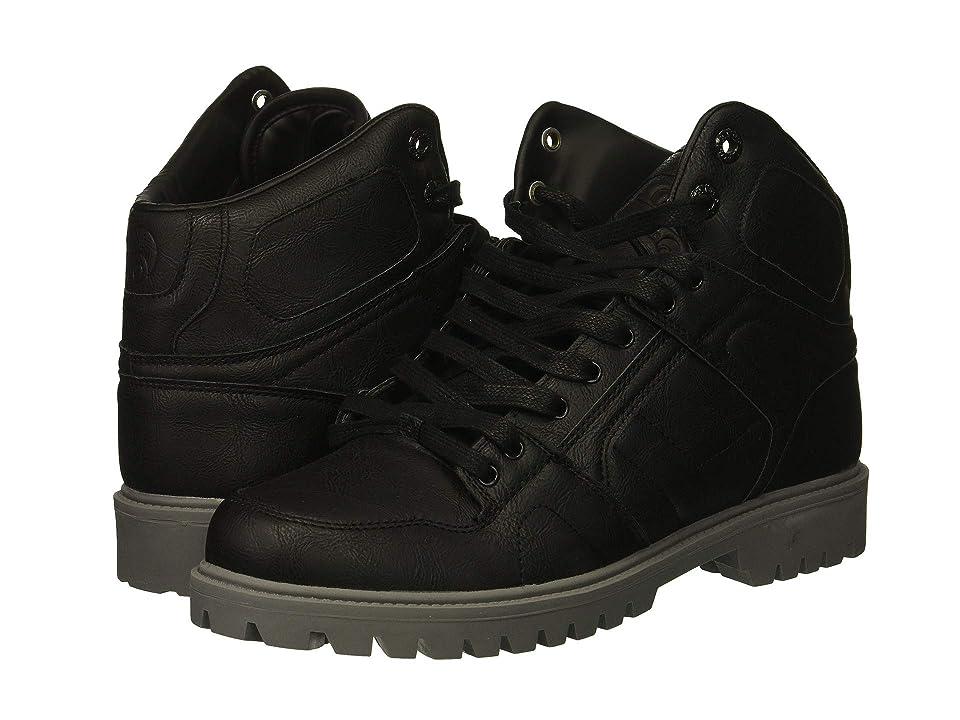 Osiris NYC 83 DCN Boot (Black/Black/Grey) Men