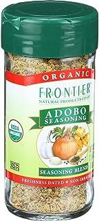 Frontier, Seasoning Adobo Organic, 2.86 Ounce
