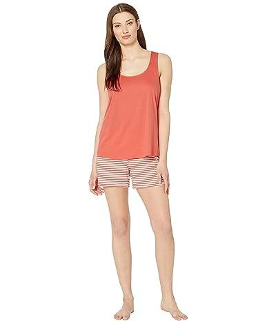 Hanro Laura Short Pajama (Grapefruit) Women