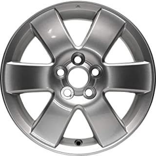 Partsynergy Replacement For New Aluminum Alloy Wheel Rim 15 Inch Fits 03-08 Toyota Corolla 6 Spokes 5-102mm