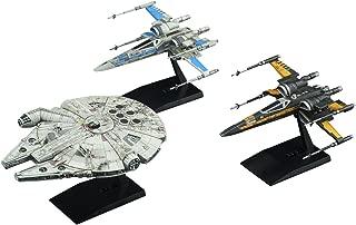 Bandai Star Wars 1/144 & 1/350 Resistance Vehicle Set Model Kit