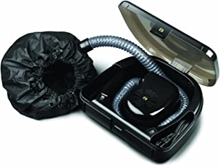 Andis 500-Watt Professional Bonnet Hair Dryer, Black (80610)