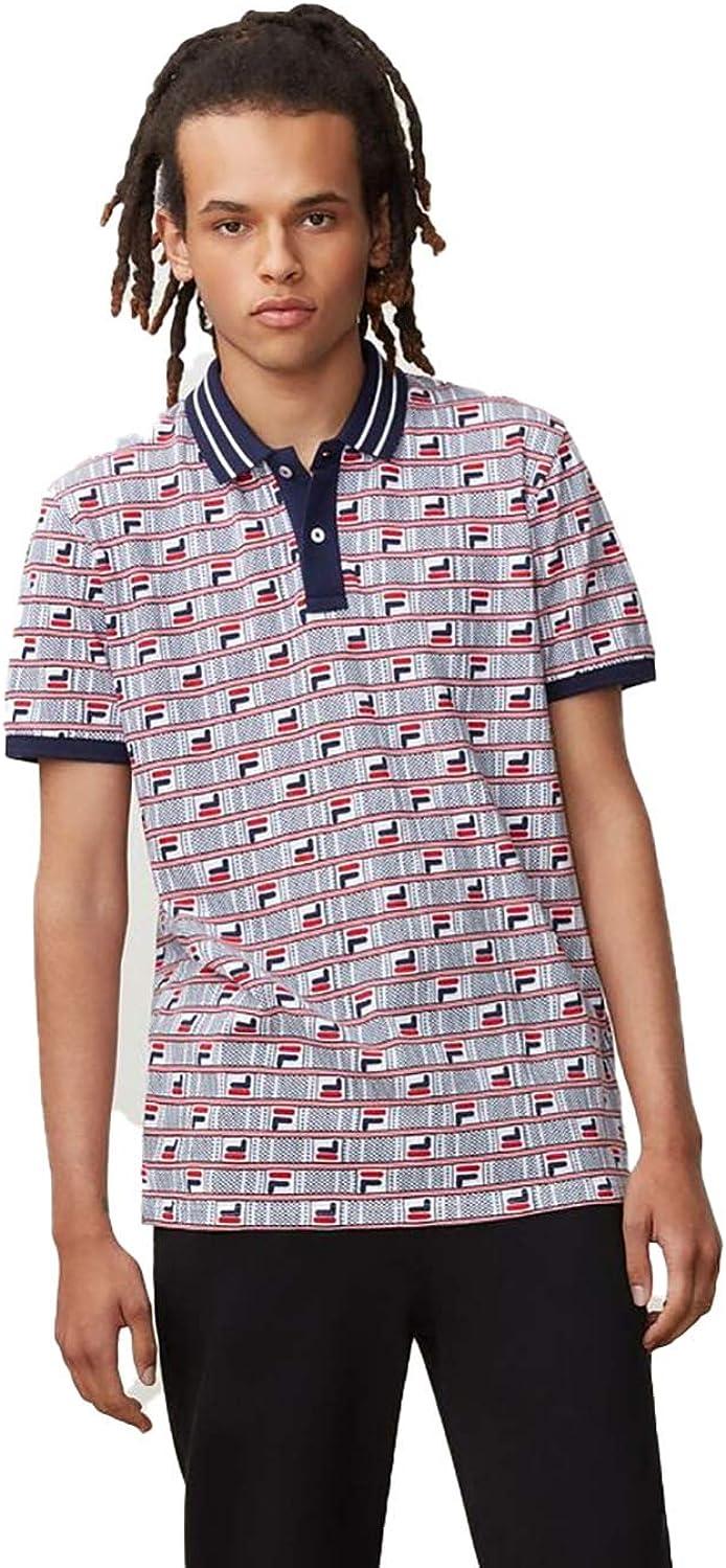 Special sale item Fila Men's shop Gianni Polo Shirt