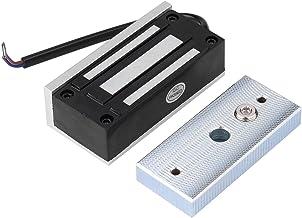 Elektrisch magnetisch slot, 60kg sterke kracht, metalen deurkastslot, antislip duurzaam, voor deurtype archiefkast, winkel...