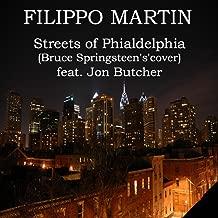 Streets of Philadelphia (Bruce Springsteen's Cover) (feat. Jon Butcher) - Single
