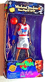 SPACE JAM Michael Jordan / TIME Squad MVP from The Movie All Galaxy Collection 9 Inch Special Edition 1996 Action Figure & Accessories